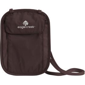 Eagle Creek Undercover Neck Wallet, marrone